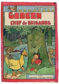 gedeon chefs de brigands by benjamin rabier