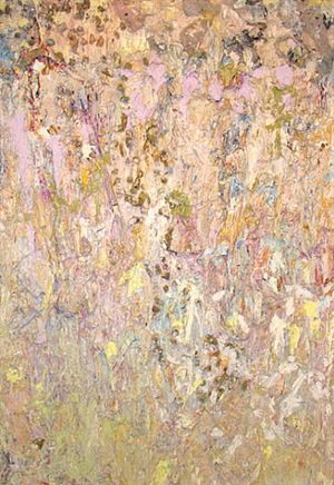 foreign forever by larry poons