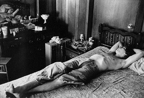 david keith asleep, oklahoma city by larry clark