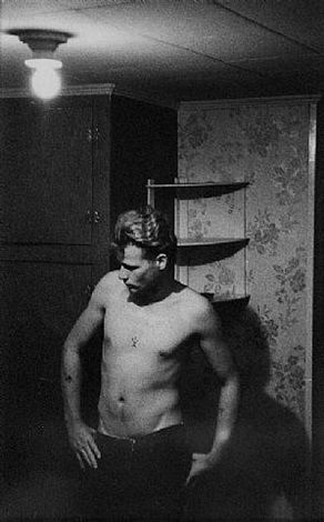 tulsa (shirtless man) by larry clark