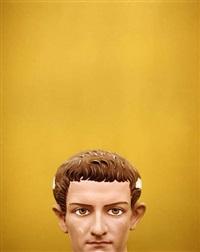 painted head, copenhagen by tim hailand