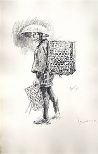 the ragpicker by robert frederick blum
