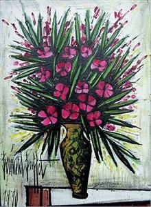 lauren-rose by bernard buffet