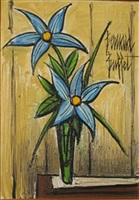untitled by bernard buffet