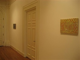 installation view by hurvin anderson