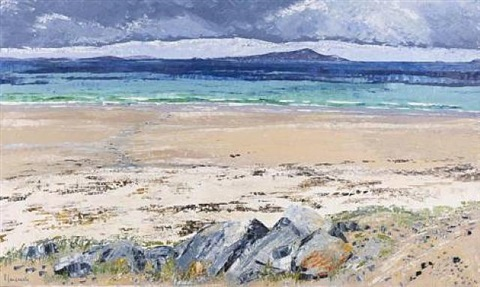 seilebost, harris by frances macdonald
