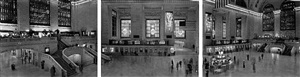 12 minutes at rush hour; grand central terminal, wednesday, january 23rd, 2008, 5:58-6:10pm by matthew pillsbury