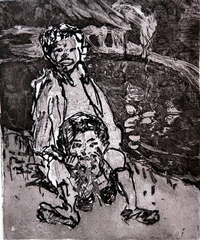 jungs by emil nolde
