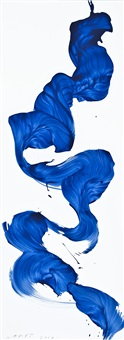 ccbf benefit auction / untitled by james nares