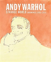 andy warhol: strange world: drawings 1948 - 1959