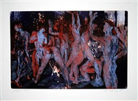 shower by rainer fetting