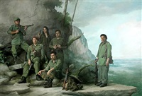 group series number 1- sandinistas by jonathan wateridge
