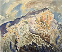 mountain, no. 1, woodstock, new york by louis i. kahn