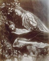 gareth and lynette by julia margaret cameron