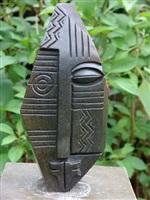fortune teller by nicholas mukomberanwa