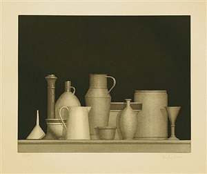 (untitled) still life by william h. bailey