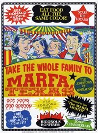 visit marfa by john waters