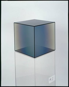 cube 1 by larry bell