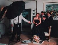 the bridesmaid by tina barney