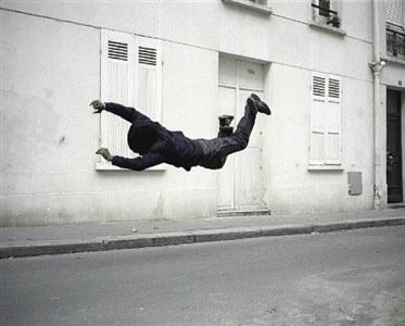 la chute n° 16 by denis darzacq