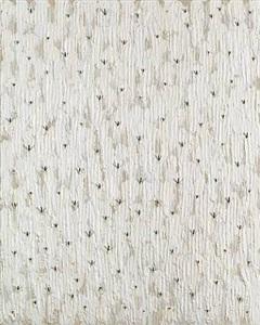 white by günther uecker