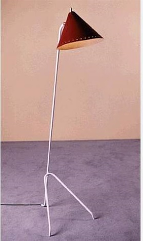 lamp by jacques biny
