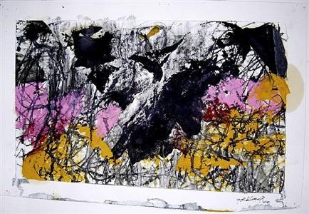 michael goldberg gemälde und arbeiten auf papier by michael goldberg