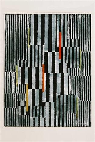 ohne titel / untitled by adolf richard fleischmann