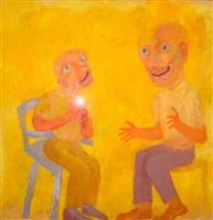 talking with a psychoanalyst by ken kiff