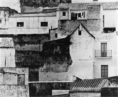spanish village by brett weston
