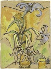 lilien by erich heckel