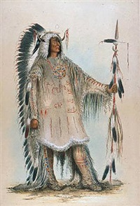 mah-to-toh-pa by george catlin