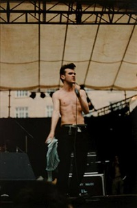 the smiths, county hall by nick waplington