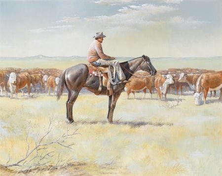 cowboy by wayne baize