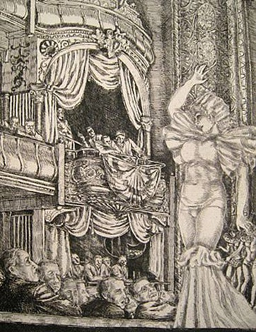 star burlesk by reginald marsh