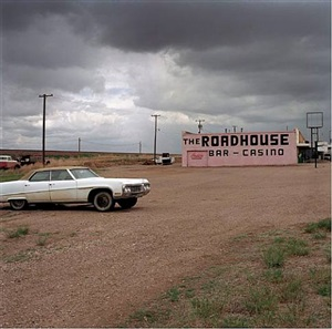 buick-roadhouse, chester, montana by jeff brouws