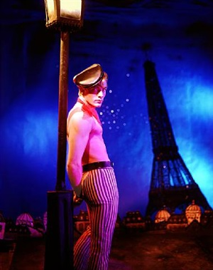 apache (tommy coombs) by james bidgood
