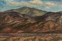 mountain ridges by helen farr sloan