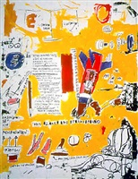 m.t. by jean-michel basquiat