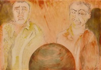 yes or no by francesco clemente