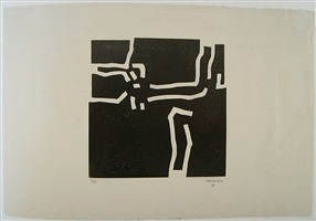 beltza i by eduardo chillida