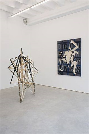 installation view by lara schnitger