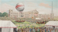 the re-opening of the alexandra palace, easter monday by sidney a. court