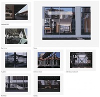 urban landscape iii by richard estes