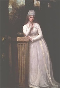 georgian england british art, 1714-1830 by george romney