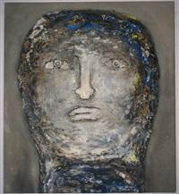 untitled (colossus) by leon golub