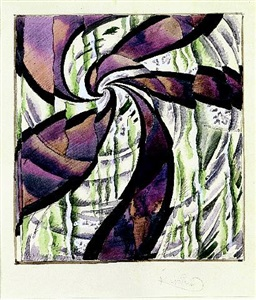 composition by frantisek kupka