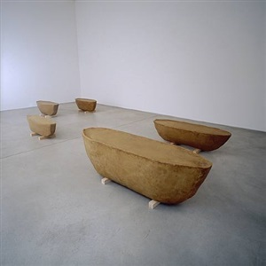 ships by wolfgang laib