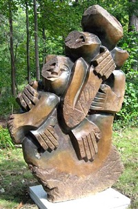 loving family (inventory #11583g) by marshford kanyemba