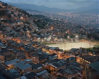 the granizal district of medellin, columbia by simon norfolk